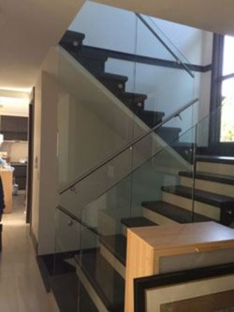 Picture for category GLASS RAILINGS